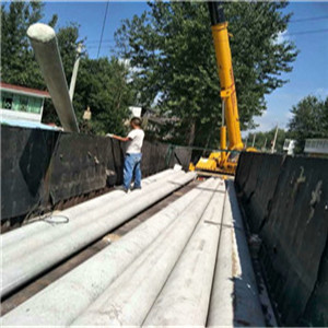 水泥电线杆生产成本增加