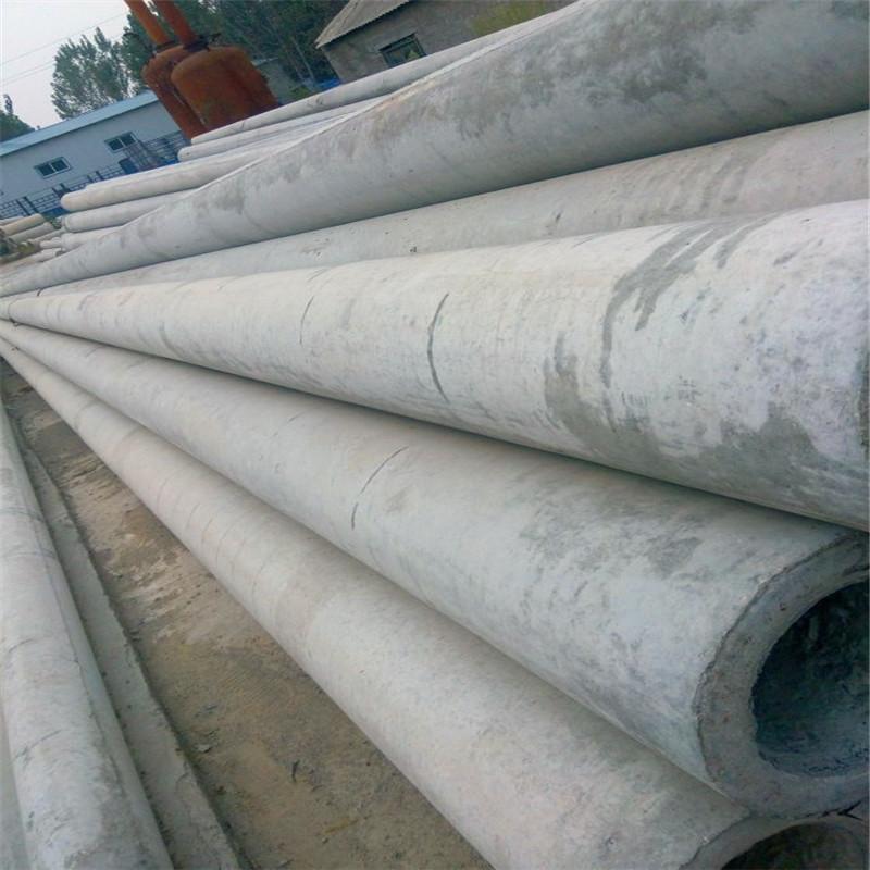 电网架设常用的水泥电线杆型号