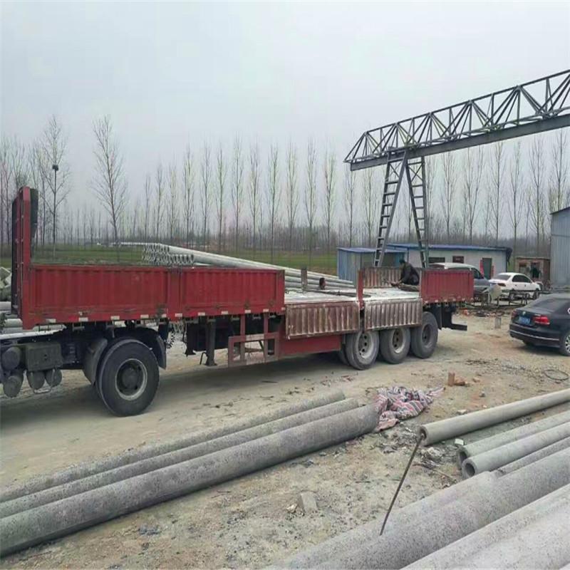 山东嘉祥水泥电线杆装置措施