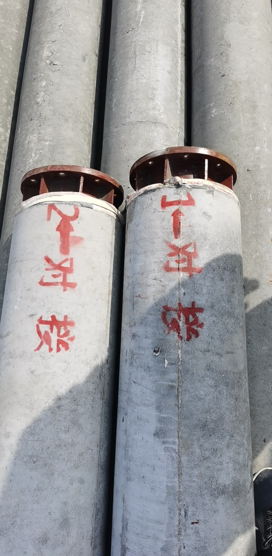 12米水泥电线杆生产工艺